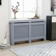 Chelsea Radiator Covers Wooden Grill Slatted Mdf Furniture White Sizes