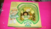 Cabbage Patch Kid Small 4in Dolls In Frames Boxed 000