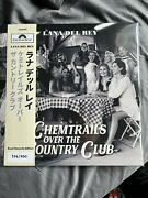 Lana Del Rey Chemtrails Over The Country Club Vinyl Le 396/500 Lpandnbspassai Edition