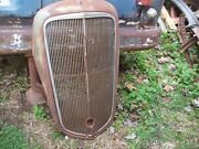 1934 1935 Chevy Car Front Grill Gasser Drag Conv Coupe Sedan Jalopy Rat Rod Hot
