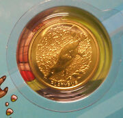 Australia 2008 Young Collectors Platypus One 1 Dollar Unc In Capsule Nice