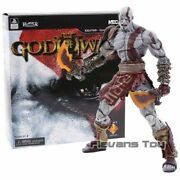 God Of War Ghost Of Sparta Kratos Pvc Action Figure Collectible Model Toy