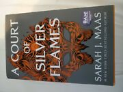 A Court Of Silver Flames Books A Million Signed Exclusive Bam