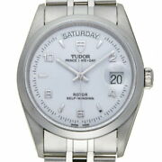 Hanno Main Store Tudel Date Day Mens Wristwatch 76200 Stainless Steel