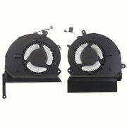 Laptop Cooling Fan Nd75c37 For Hp 15-eb 15-eb0018no M00226-001 M00227-001