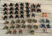 Fisher Price Knights Castle Men People Collectable Vintage Massive Lot 47 Figure