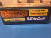 1992-93 Topps Gold Complete Set Factory Sealed Oandrsquoneal Rc Jordan Beam Team 🏀