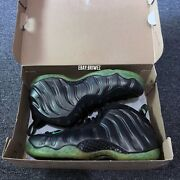 Ds Nike Air Foamposite One Black Lime Sz 10 Green Goblin Hoh Penny Paranorman