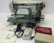 New Home Double Duty Vintage Sewing Machine Model 534 Vintage