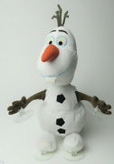 Disneyandrsquos Frozen Dance And Sing Olaf Plush By Blip Toys