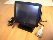 Elo Esy15x2 Touch Screen All-in-one Computer System - Quickbooks Pos Installed