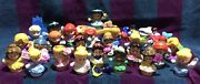Lot Of 30 Fisher Price Little People Disney Princesses Figures ++ Snow White