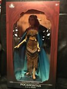 Pocahontas Doll Figurine Disney Store Limited Edition Collectible