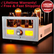 Sg-845-7b Stereo Tube Amplifier Tube Amp With Bluetooth Rated 21w+21w Fidelity