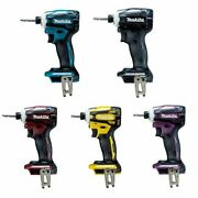 Makita Td172dz Impact Driver Blue/black/red/yellow/pruple 18v No Battery Include
