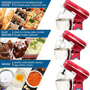 1500w 6 Speed Powerful Electric Cream Food Whisk Egg Cake Mixer Blender Kitchen