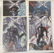 2005 4 Different Avatar Jason X 1 - Friday The 13th - Wraparound Cover - Nm🔥