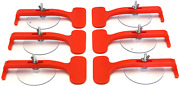 Cup Clamps For Convertible Glass Windshield Repair Box Of 6 Automotive Repairs