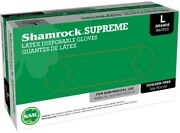 Shamrock Supreme Latex Disposable Gloves In Small Only 1000 Gloves/case