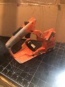 Poulan 3400 Counter Vibe Rear Handle With Rear Mounts And Av Oem Chainsaw