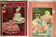 Crochet Pattern Books Motherand039s Lullaby And Serena 13 Music Box 8 Pillow Doll