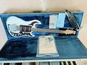 Burns London Hank Marvin Anniversary 6 Strings Electric Guitar With Hard Case