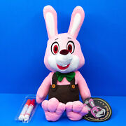 Silent Hill 1 2 3 Robbie The Rabbit 10 Markable Plush Figure + Washable Markers