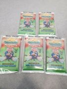 5x 2020 Garbage Pail Kids Chrome Series 3 - Fat Pack, Value Cards Gpk