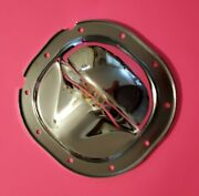8.8 Ford Chrome Differential Cover Yp C1-f8.8