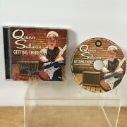 """Quinn Sullivan """"getting There"""" Signed Autographed In 2013 Cd Blues Prodigy Album"""