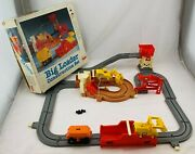 1987 Big Loader Construction Set By Tomy In Great Condition Free Shipping
