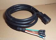 8ft 12v Power Wire Military Trailer Harness Adapter M101a2 M416 M105 M1101 M1102