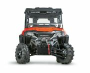 Warn 101698 Utv Front Bumpers With Integrated Winch Mount