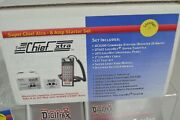 Digitrax Super Chief Xtra 8 Amp Model Train Starter Set, Dc Or Ac, N.o.s. Boxed