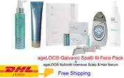 Nu Skin Galvanic Spa System Iii For Face Body And Intensive Scalp And Hair Serum