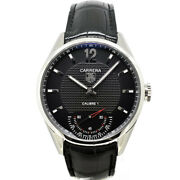 Free Shipping Pre-owned Tag Heuer Carrera Vintage Caliber 1 Wv3010.eb0025