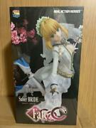 Rah Real Action Heroes Fate Saber Bride Fate Extra Medicom Toy 740