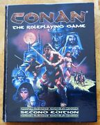Conan The Roleplaying Game Second Edition Hardback/cover - V.g.c.