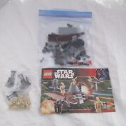 Lego Star Wars 7654 Droids Battle Pack 100 Complete With Instruction No Box