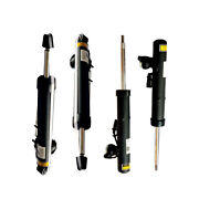 1 Set Front And Rear Air Suspension Shock Absorber With Ads For Audi Q5