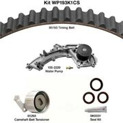 Engine Timing Belt Kit With Water Pump-and Seals Fits 96-98 Acura Tl 3.2l-v6