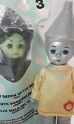 Madame Alexander Wizard Of Oz Dolls/wicked Witch Of The West And Tin Man C2