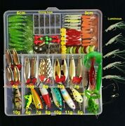Soft Fishing Products Lure Baits Wobblers Swimming Plastic Set Silicone Molds