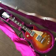 Gibson Les Paul Standard 1999 6 Strings Electric Guitar With Hard Case