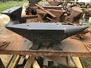 366 Pound Blacksmith Anvil Excellent Conditions And Rebound French Claudinon