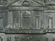 2019 P And 2012 P Nickel With The Double Die Reverse Above Doorway.