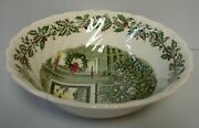 Johnson Brothers Merry Christmas 8-1/4 Round Vegetable Bowl Best More Here