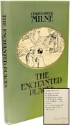 Christopher Milne. Enchanted Places - 1st Ed Inscribed By Milne And His Nanny 1974
