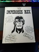 Imperious Rex 1 1975marvel Comics Group -special X-men Issue Extremely Rare Vf+