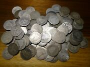 Lot Of 129 Liberty Seated Quarters 25c